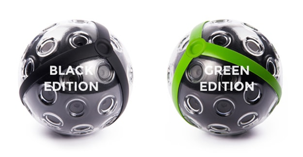 Panono: 72 Megapixel Panoramic Ball Camera That Captures Everything