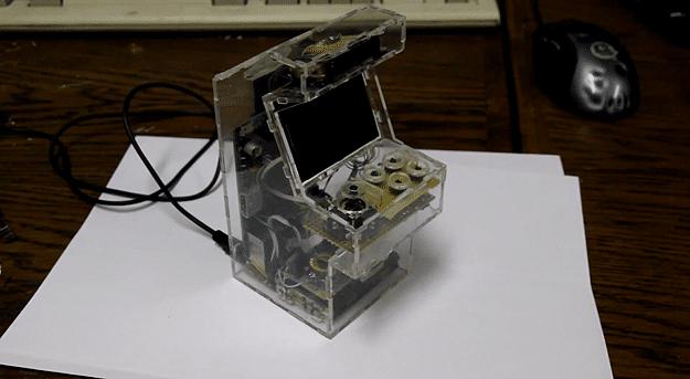 Pocket Micro Arcade Cabinet