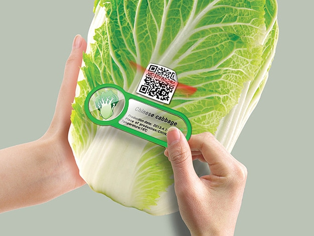 QR Fridge Magnets Keeps Track Of Your Food's Expiration Dates