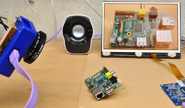 Raspberry Pi High Definition