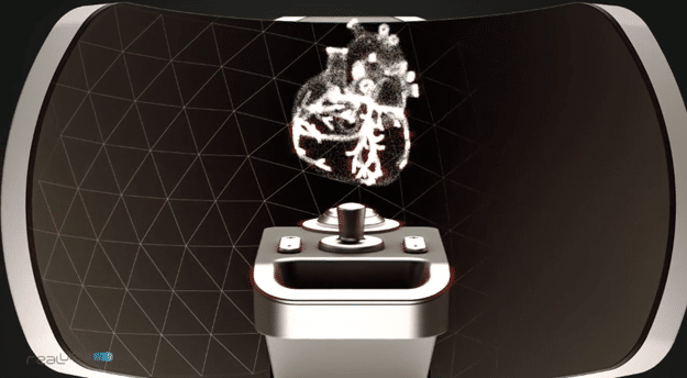 RealView 3D Holography Station