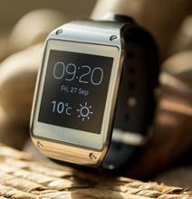 Samsung Announces 800,000 Galaxy Gear Smartwatches Shipped