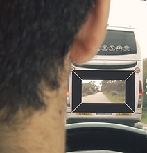 See-Through Overtaking Assistance System Makes Vehicles Transparent