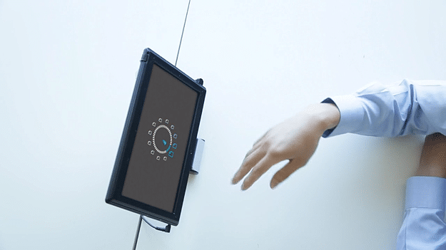 Smartphone Gesture-Control System