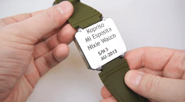 Solar Powered Nixie Watch