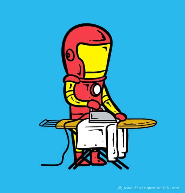 Superhero Part Time Jobs