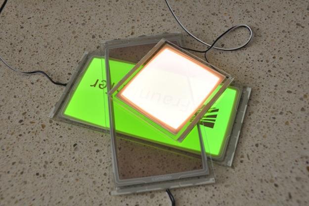 TABOLA Fraunhofer Light Panels