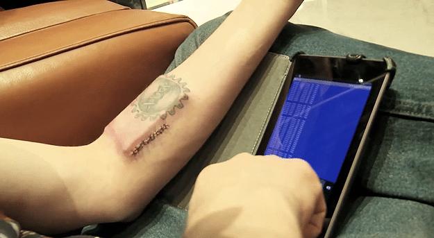 Tim Cannon Bionic Augmentation