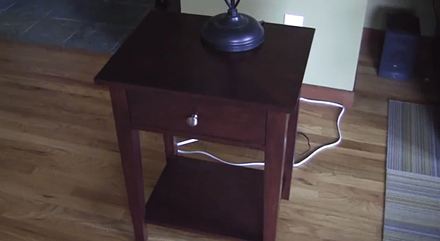 Touch-Sensitive Furniture Hack