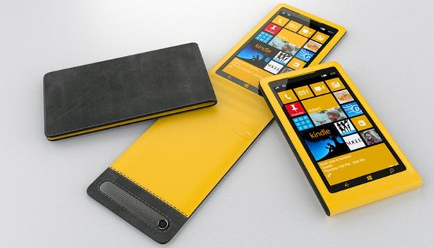Unicorn Windows 8 Smartphone