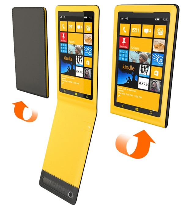 Unicorn Windows 8 Smartphone