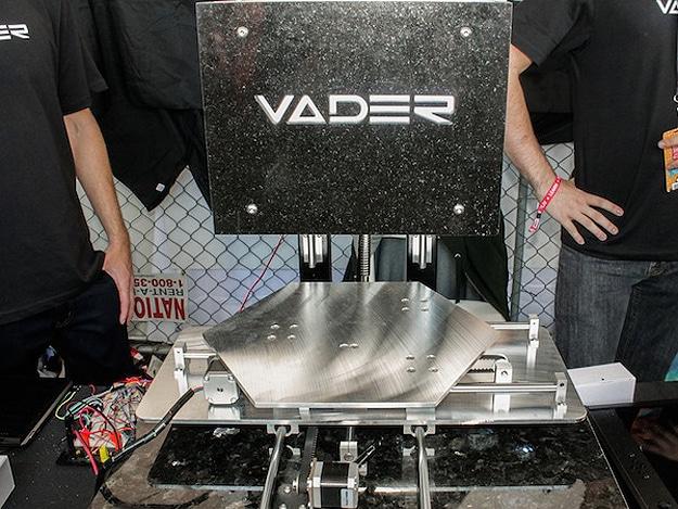 Vader Molten Metal Printer