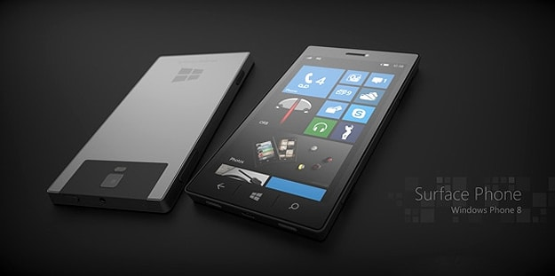 Windows 8 Smartphone Concept