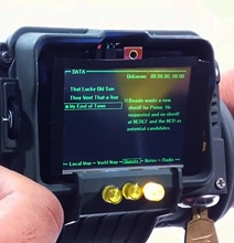 Guy Completely Replicates Wearable Working PIP-Boy 3000