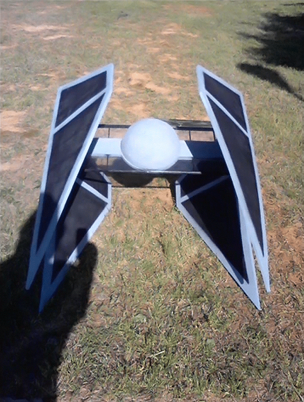 3 Fully Functional Star Wars Spaceships That Can Actually Fly