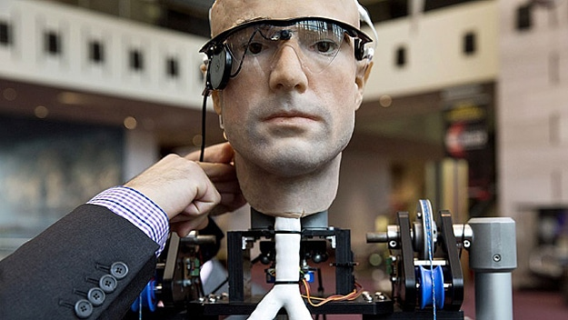 World's First Fully Bionic Man Is A $1 Million Robot