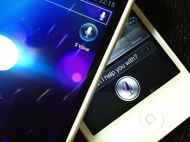 50 Siri & Google Now Voice Command Answers Compared