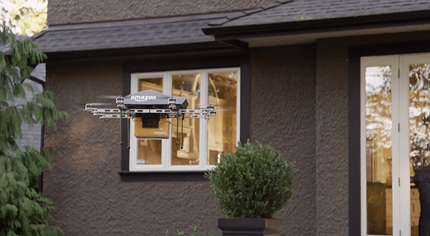Amazon Drone Delivery System