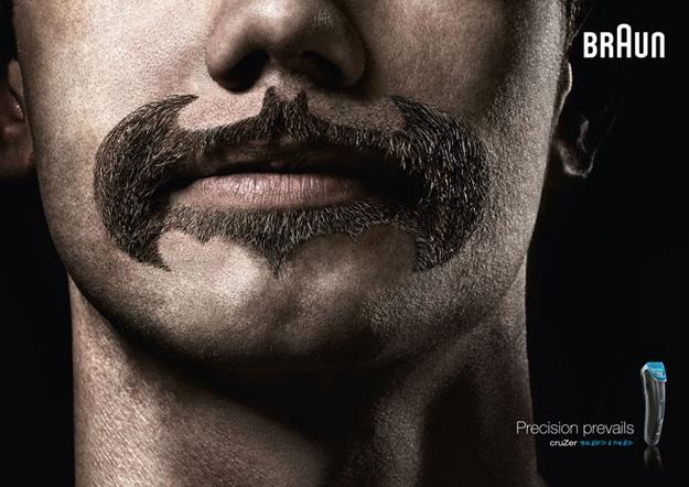 Braun Features Superhero Beard Cuts Too Epic For Comfort