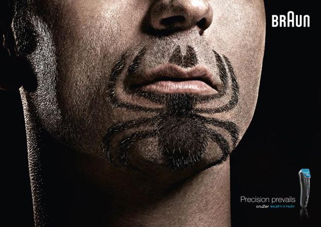 Braun Superhero Beard Cuts