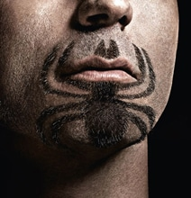 Braun Superhero Beard Cuts Ads