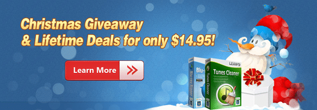 Leawo Software Bundle Deals