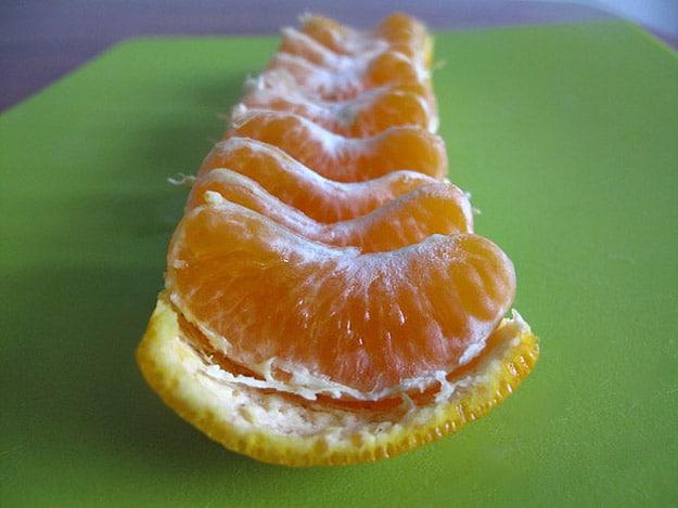 Mandarin Orange Peel Tutorial