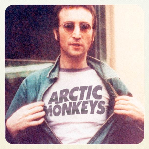 12 Past Rockstar Legends Wearing Bands Of Today's T-Shirts
