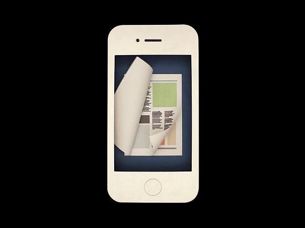 Skew iPhone iOS 7