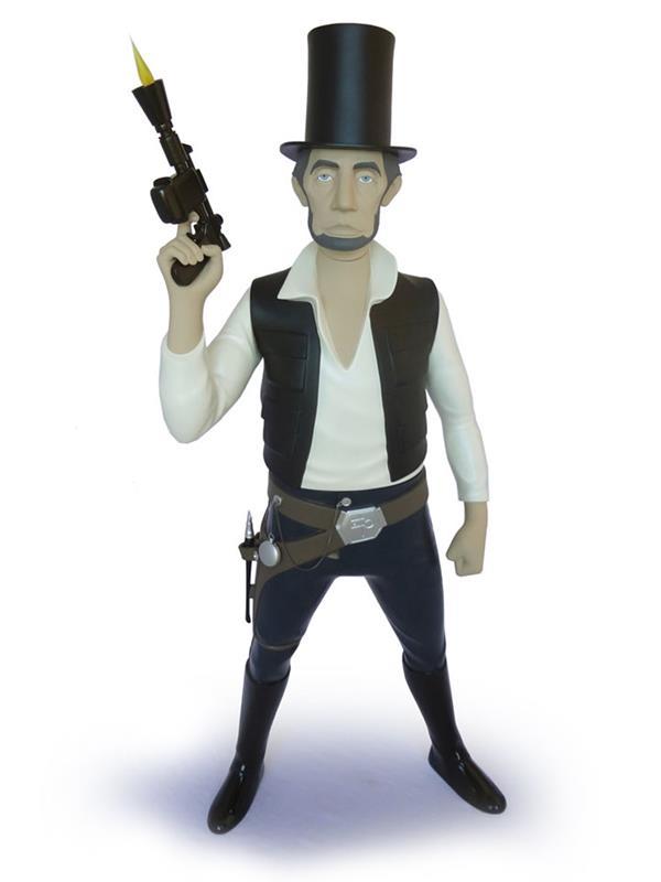 Star Wars Characters Mashup