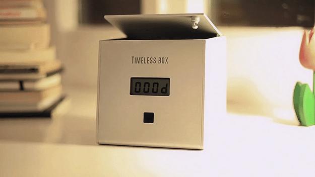 Timeless Box Gift Safe