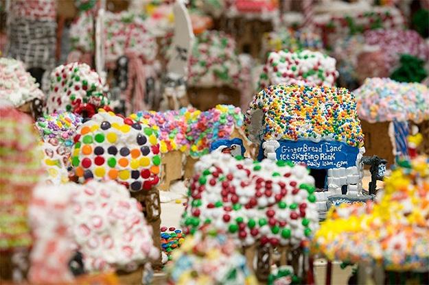 World's Largest Gingerbread Village