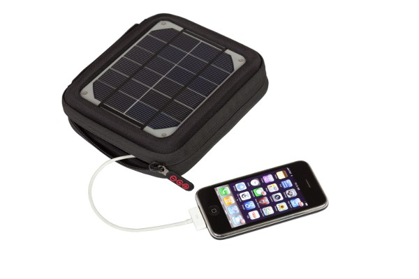Amp Solar Charger iPhone