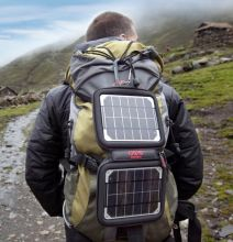 Voltaic: Charge Devices On The Go With This Portable Solar Charger