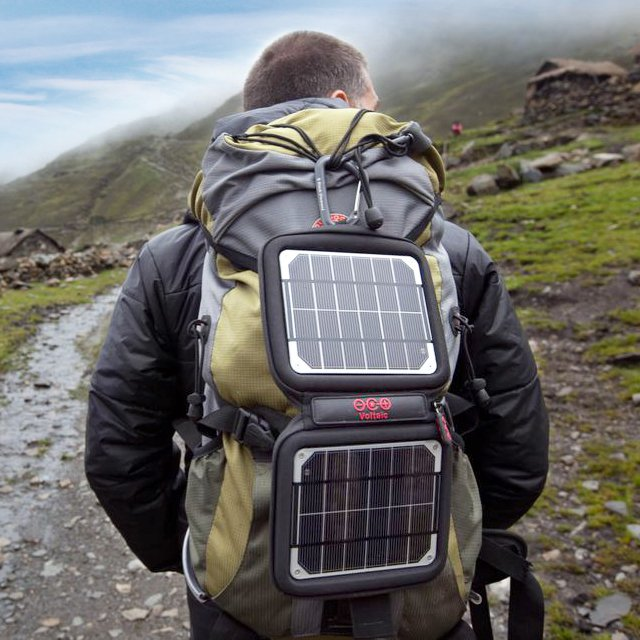 Voltaic Portable Amp Solar Charger