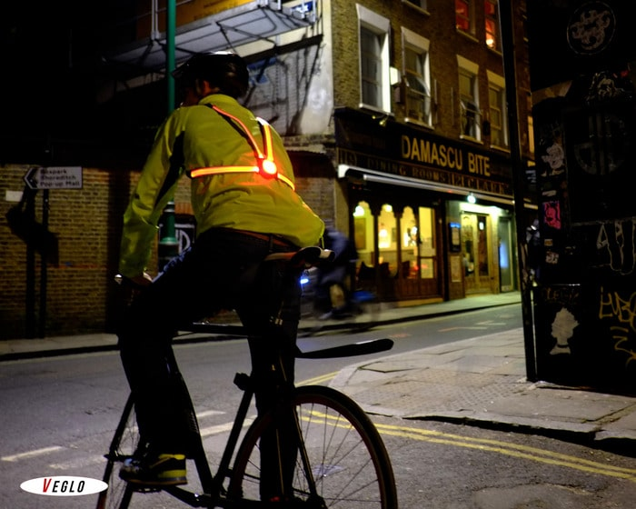 Veglo Commuter X4 Bike Light