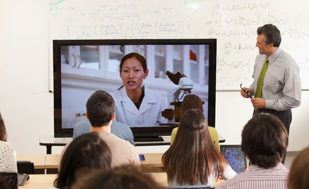 How Students Benefit From Using Video Conferencing in The Classroom