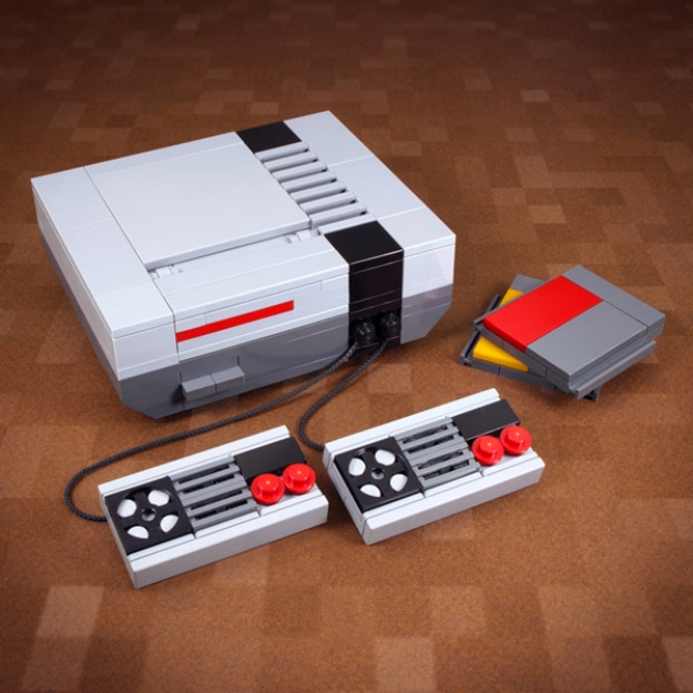11 Ultra-Realistic Miniature LEGO Builds