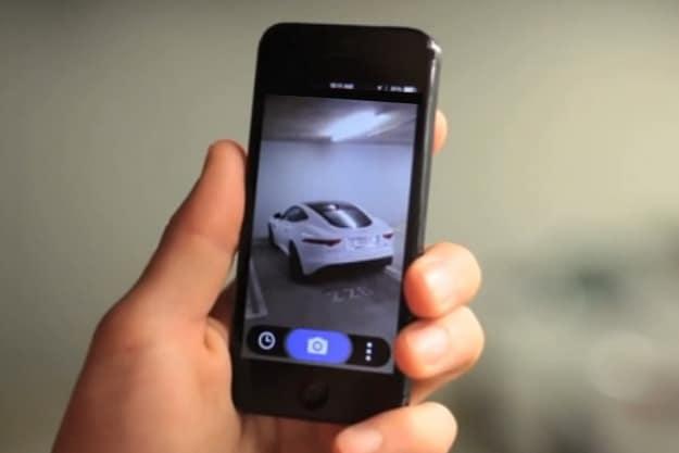 CamFind-Car-Image-Recognition-App
