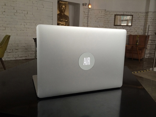 TabTag Customization MacBook Sticker