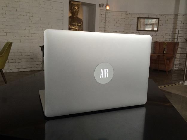 TabTag Customization MacBook Sticker