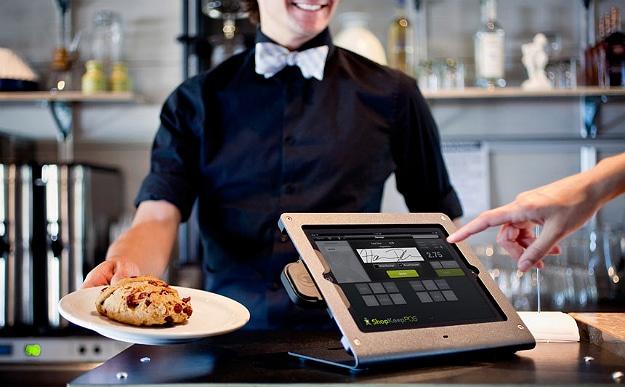 iPad POS Systems Safe