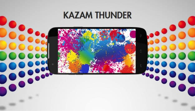 Kazam Mobile Phone Manufacturer