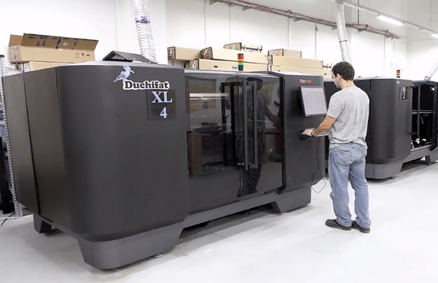 3D Printing Restart Feature