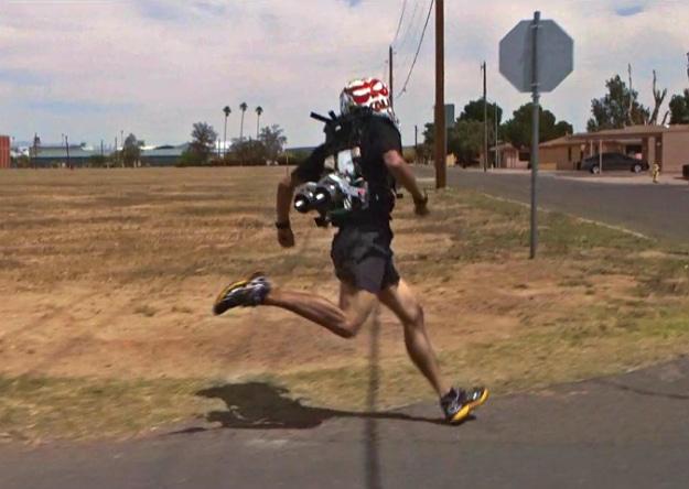 4MM Jetpack Faster Running