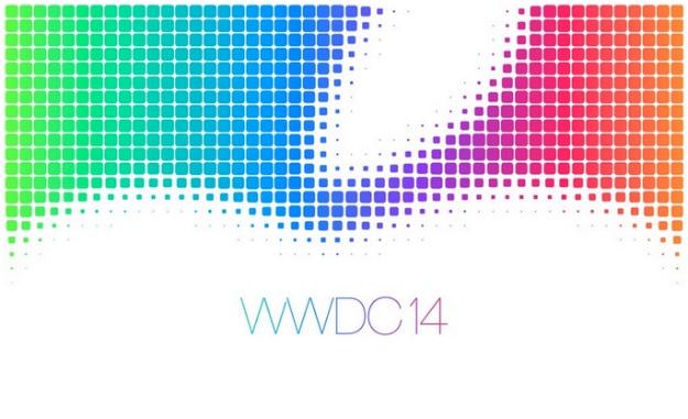 Apple 2014 Keynote Presentation Header