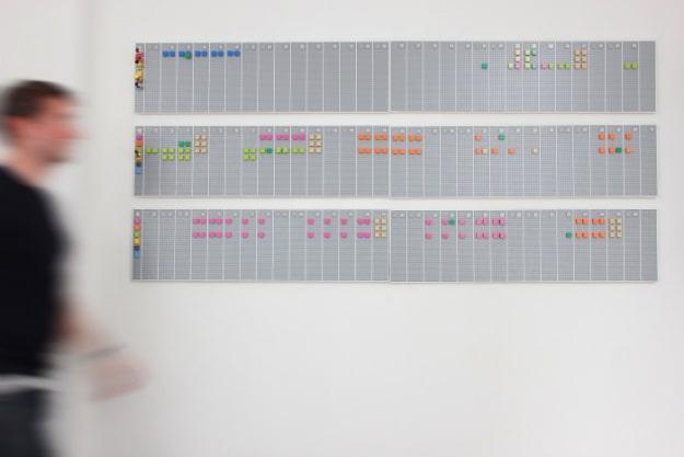 LEGO Calendar Software Sync