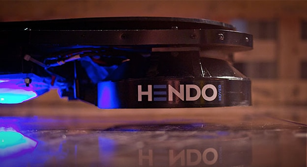 Hendo Fully Functional Hoverboard