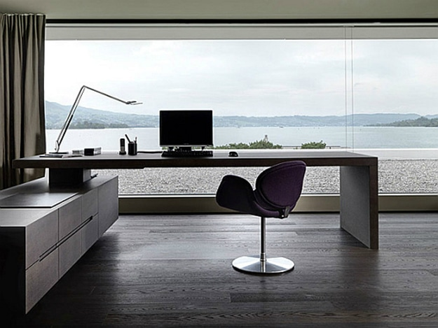 how to correctly setup the perfect home office