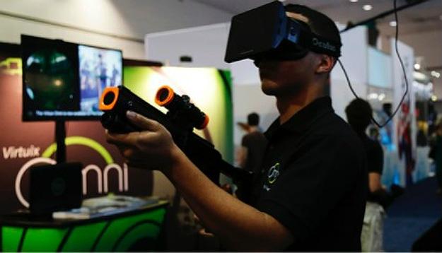 Virtual Reality Entertainment Future